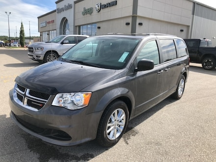 2017 Dodge Grand Caravan QUAD SEATING,LOW KMS,REAR AIR,