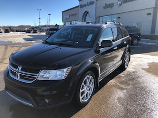 2015 Dodge Journey R/T AWD,SUNROOF,LEATHER,NAVIGATION!!