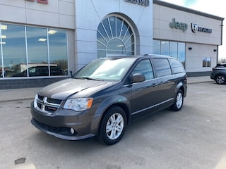 2018 Dodge Grand Caravan CREW PLUS,LEATHER,NAVIGATION,HEATED SEATS