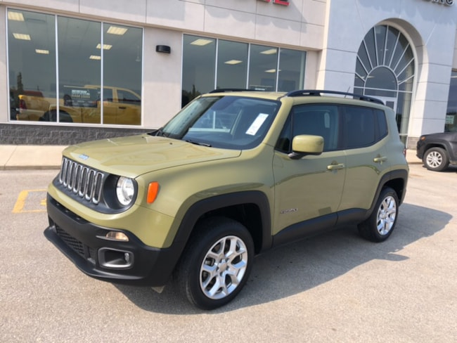 2015 Jeep Renegade LATITUDE,HEATED SEATS,REMOTE START,LOW KMS