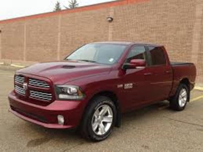 2016 Ram 1500 SPORT,LEATHER,ROOF,LOADED,NO ACCIDENTS!