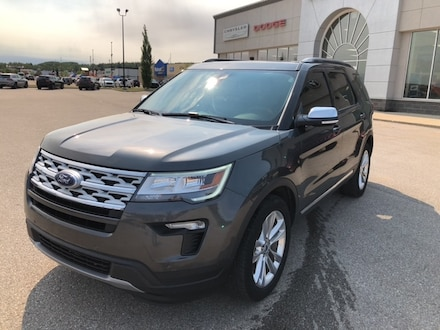 2019 Ford Explorer XLT PLUS, LEATHER, NAVIGATION,SUNROOF