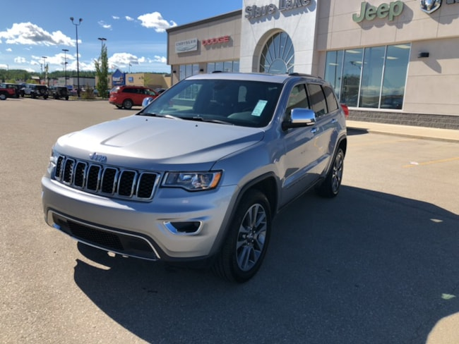 2018 Jeep Grand Cherokee LIMITED,SUNROOF,LEATHER,NAVIGATION