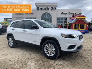2019 Jeep Cherokee Sport SUV for sale in Humboldt