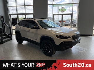 2020 Jeep Cherokee Trailhawk SUV 1C4PJMBX8LD545941 for sale in Humboldt, SK