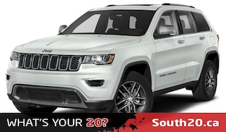 2020 Jeep Grand Cherokee Limited SUV 1C4RJFBGXLC361742 for sale in Humboldt, SK