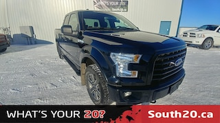 Used 2017 Ford F-150 XLT 1FTEX1EP6HFA15639 for sale in Humboldt