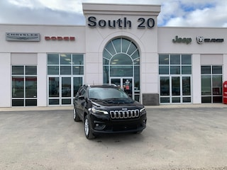 2021 Jeep Cherokee North SUV for sale in Humboldt