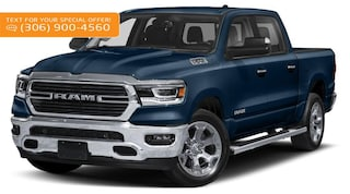 2020 Ram 1500 Big Horn Truck Crew Cab 1C6SRFFT3LN158494 for sale in Humboldt, SK