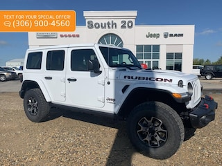 2019 Jeep Wrangler Unlimited Rubicon SUV for sale in Humboldt, SK