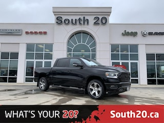 2020 Ram 1500 Rebel Truck Crew Cab 1C6SRFLT1LN228417 for sale in Humboldt, SK
