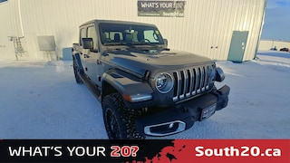 2020 Jeep Gladiator Overland Truck Crew Cab 1C6HJTFG2LL154242 for sale in Humboldt, SK