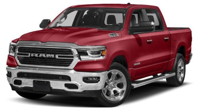 New 2019 Ram 1500 Big Horn Truck Crew Cab in Humboldt