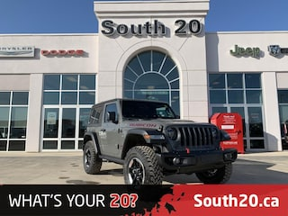 2020 Jeep Wrangler Rubicon SUV 1C4HJXCG8LW119692 for sale in Humboldt, SK