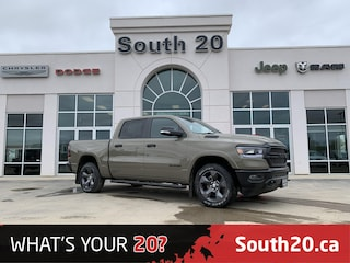 2020 Ram 1500 Big Horn Truck Crew Cab 1C6SRFFT4LN278627 for sale in Humboldt, SK