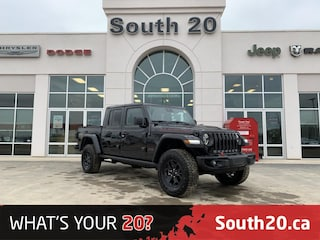 2020 Jeep Gladiator Rubicon Truck Crew Cab 1C6JJTBG0LL136104 for sale in Humboldt, SK
