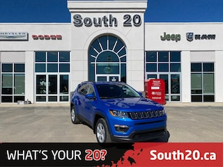 2020 Jeep Compass North SUV 3C4NJDBB7LT250237 for sale in Humboldt, SK