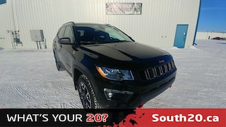 2020 Jeep Compass Trailhawk SUV 3C4NJDDB6LT108961 for sale in Humboldt, SK