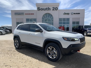 2019 Jeep Cherokee Trailhawk SUV for sale in Humboldt