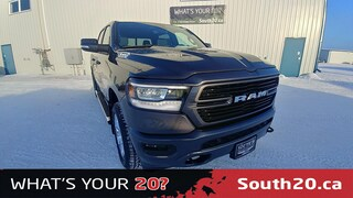 2020 Ram 1500 Big Horn Truck Crew Cab 1C6SRFFT0LN158470 for sale in Humboldt, SK