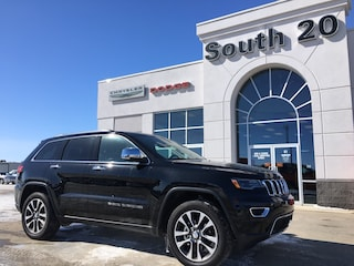 2018 Jeep Grand Cherokee Limited SUV for sale in Humboldt, SK