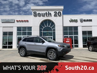 2020 Jeep Cherokee Trailhawk SUV 1C4PJMBX1LD558160 for sale in Humboldt, SK