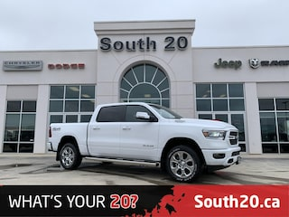 2020 Ram 1500 Big Horn Truck Crew Cab 1C6SRFFT7LN158482 for sale in Humboldt, SK