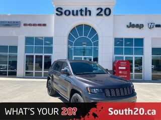 2020 Jeep Grand Cherokee Laredo SUV 1C4RJFAG2LC361736 for sale in Humboldt, SK