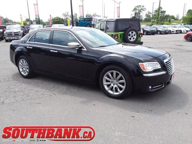 2013 Chrysler 300 For Sale >> 2013 Chrysler 300 300c For Sale In Ottawa On Vin 2c3ccaet3dh580671