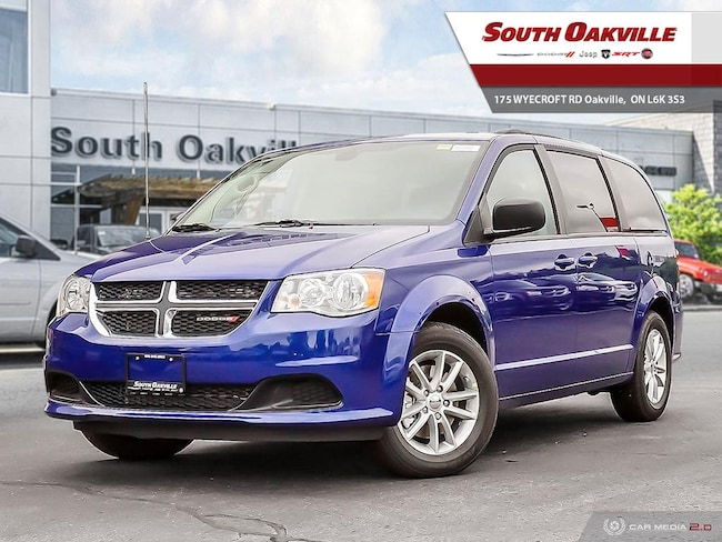 2019 Dodge Grand Caravan SXT Plus | BLUETOOTH HANDSFREE | DVD PLAYER Van