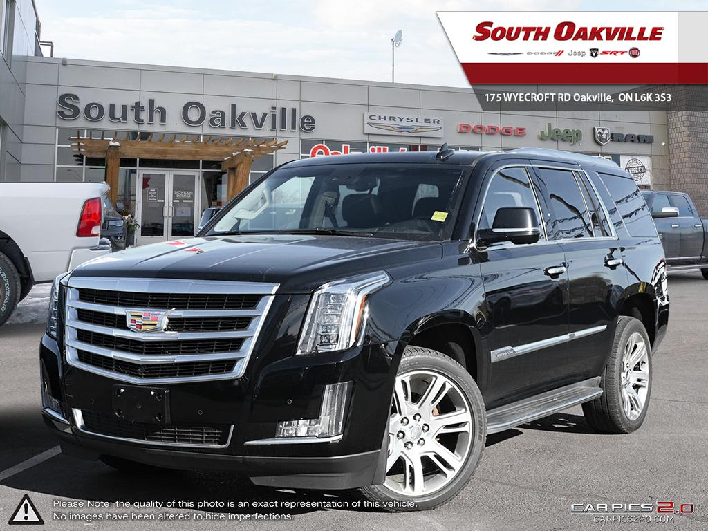 2016 Cadillac Escalade Luxury Collection | HEATED LEATHER | NAV | SUNROOF SUV