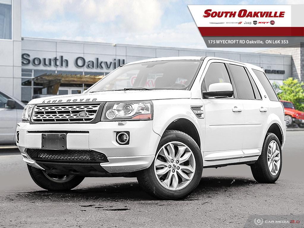2013 Land Rover LR2  DUAL SUNROOF HTD LTHR NAV RR CAM SUV