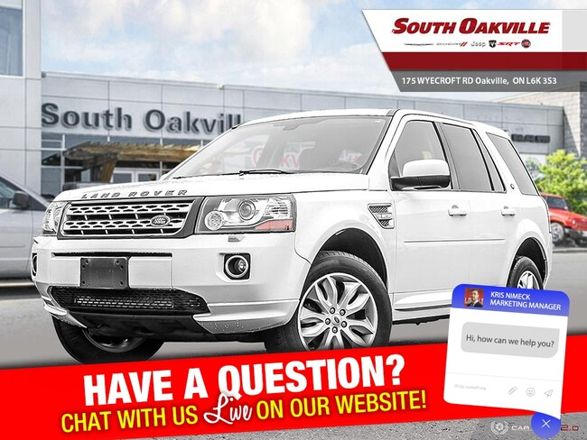 2013 Land Rover LR2 |DUAL SUNROOF|HTD LTHR|NAV|RR CAM SUV