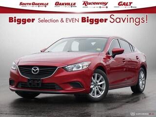 2016 Mazda Mazda6 GS | 2 SETS OF RIMS & TIRES | HEATED LEATHER Sedan