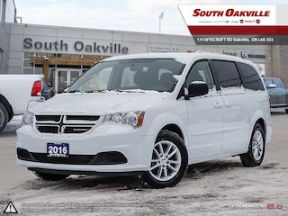 2016 Dodge Grand Caravan SXT | BLUETOOTH | DVD | PARK CAMERA Van Passenger Van