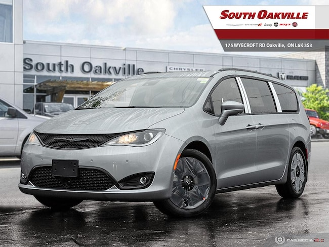 2019 Chrysler Pacifica Touring-L Plus|DUAL DVD & SUNROOF|NAV|S PKG Van