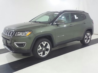 2019 Jeep Compass LIMITED | 4X4 | BLIND SPOT MONITOR | FCA CO CAR | HEATED LEATHER SUV
