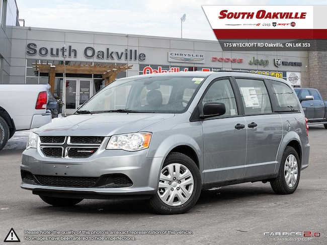 2019 Dodge Grand Caravan CVP | 3RD ROW STOW N GO | BLUETOOTH Van