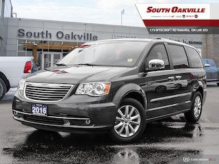 2016 Chrysler Town & Country LIMITED | LEATHER | SUNROOF | NAVIGATION | POWER DOORS Van