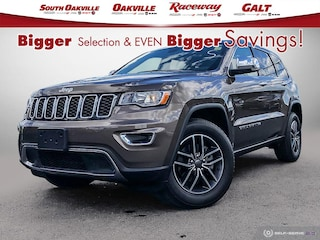 2019 Jeep Grand Cherokee Limited | 4X4 | FCA CO CAR | LOW KMS | NAVIGATION SUV