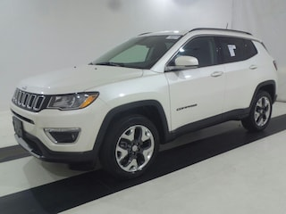 2019 Jeep Compass LIMITED | 4X4 | FCA CO CAR | HEATED LEATHER | PARK CAMERA SUV