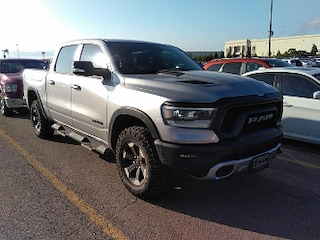 2020 Ram 1500 REBEL | NAV | 12 INCH SCREEN | HEATED SEATS | Truck Crew Cab
