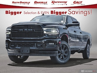 2019 Ram New 2500 Big Horn Black Edition|BLINDSPOT|NAV|SUNROOF Truck Crew Cab
