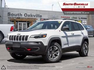 2019 Jeep New Cherokee Trailhawk | COMPANY DEMO | HTD LTHR | NAVI SUV
