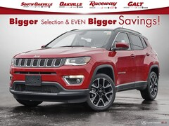 2020 Jeep Compass Limited SUV