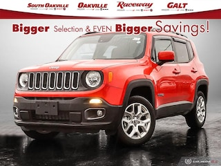 2018 Jeep Renegade North | DUAL SUNROOF | HEATED SEATS | NAV SUV