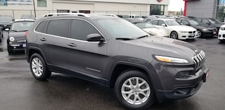 2015 Jeep Cherokee NORTH | NAV | HEATED LEATHER | 4X4 | SUV