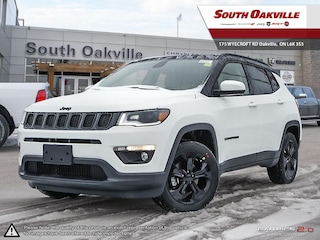 2019 Jeep Compass Altitude | SAFETY & SECURITY GROUP SUV