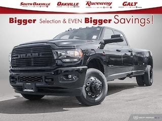 2020 Ram 3500 Big Horn Night Edition