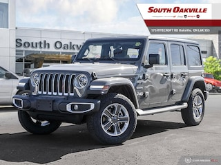 2019 Jeep Wrangler Unlimited Sahara BTOOTH HTD SEATS NAV SOUND GRP SUV